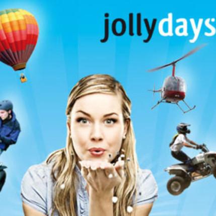 Musik für Jollydays TV Werbespot